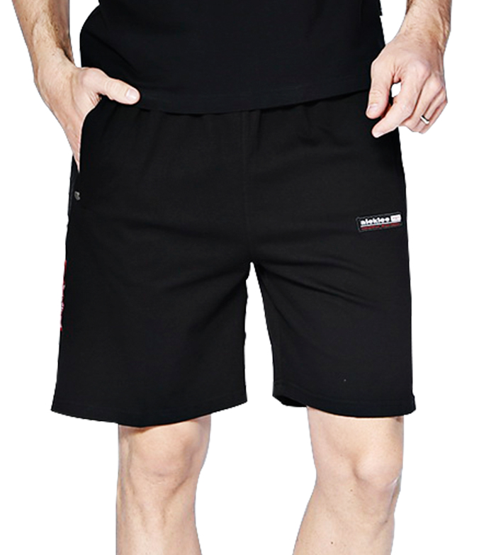 Aleklee men's cotton polyester shorts A-051