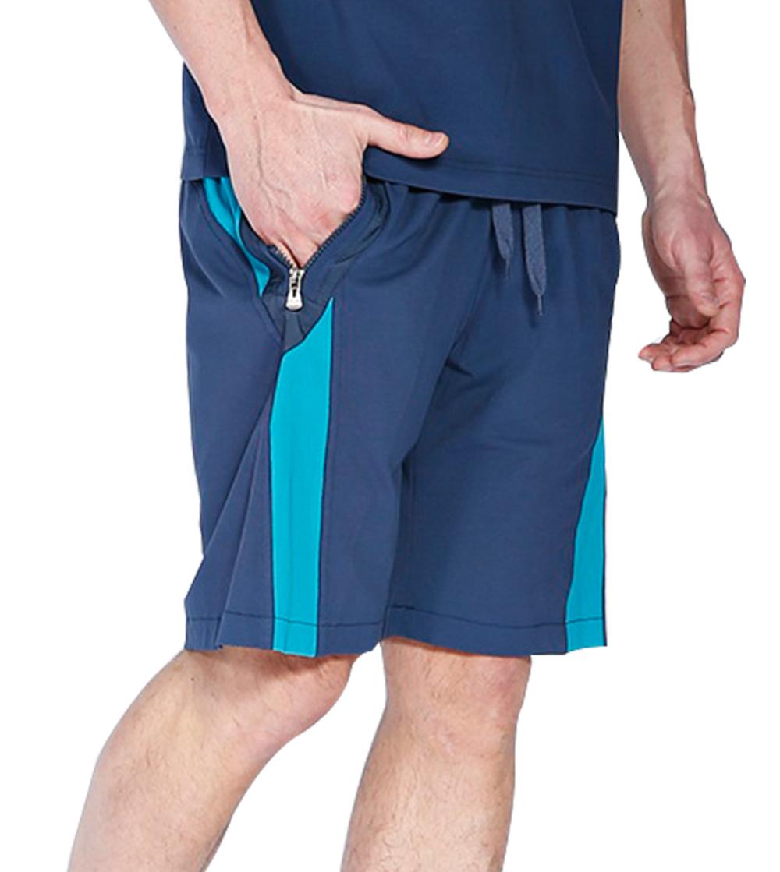Aleklee men's 65%cotton 35%polyester shorts AL-1517