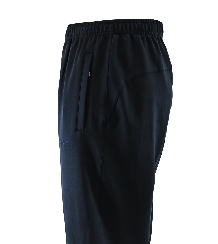 Aleklee men's cotton polyester elastane jogger pants AL-2152