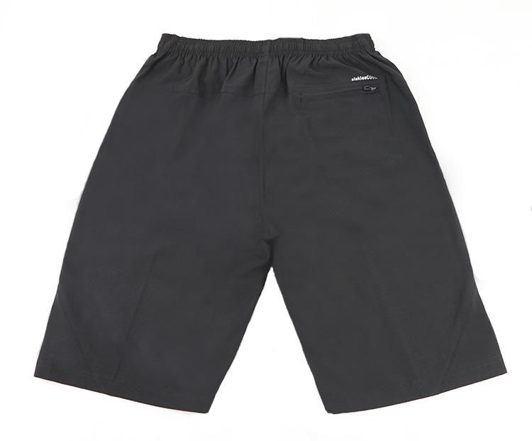 Aleklee men polyester casual shorts AK-4089