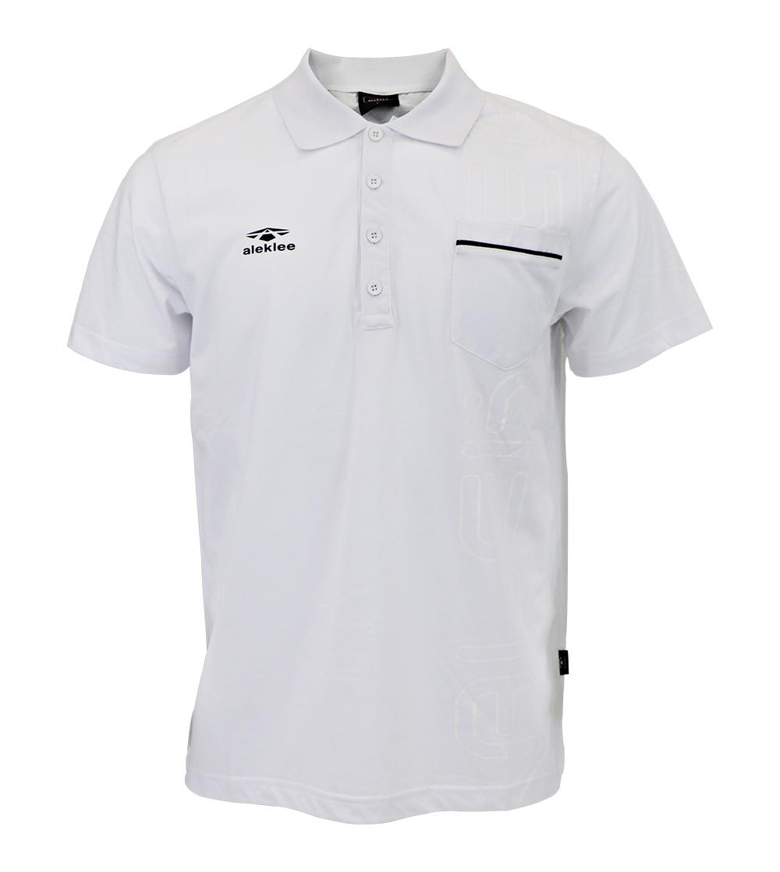 Aleklee men's cotton Polo T-shirt AL-5012