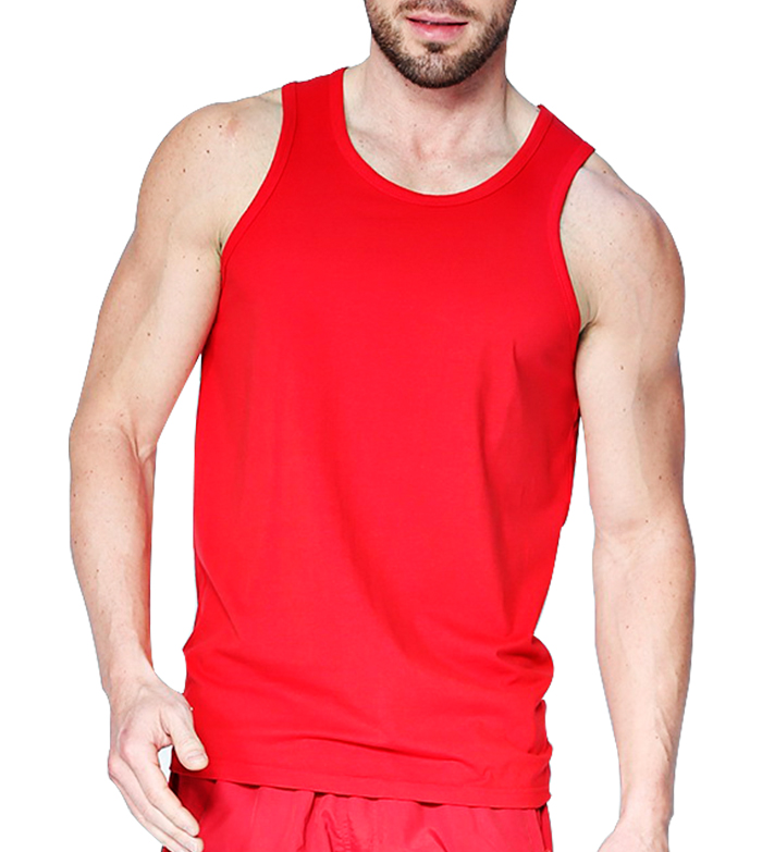 Aleklee men's blank sleeveless tank tops AL-5024