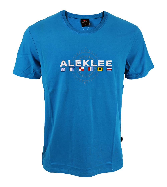 Aleklee men's 95%cotton 5%elastane T-shirt AL-6020