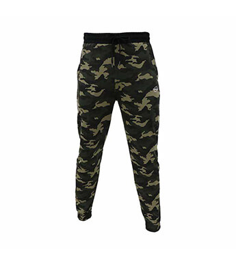 Aleklee camo long zipper Tracksuits for men -jogger pants AL-7824