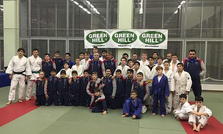 Moscow Judo Team Sponsor
