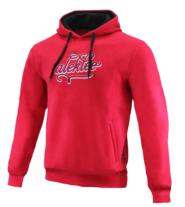 Aleklee men's thick cotton polyester Hoodies Sweatshirts AL-2136