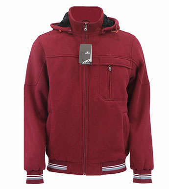 Aleklee men padded cotton jackets AK-4084
