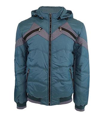 Aleklee men cotton polyester long zipper jackets AK-4101