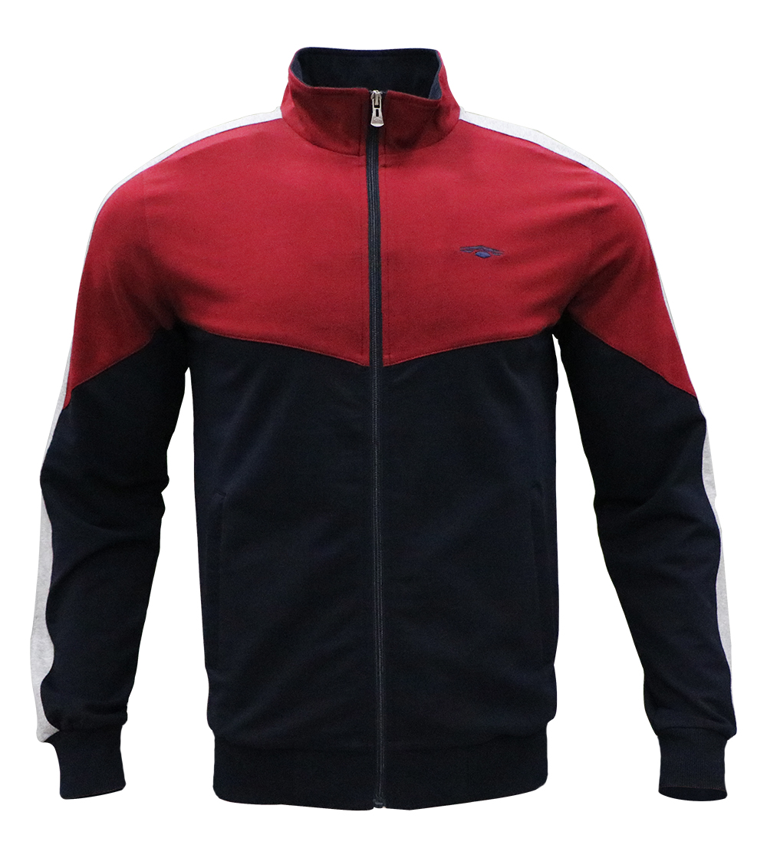 Aleklee men long zipper hoodies sweatshirts AL-1905