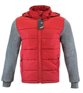 Aleklee men basic two color cotton jackets AK-4102