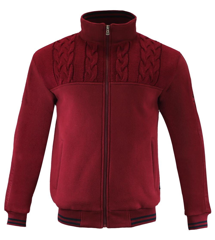 Aleklee polo stand collar jacket AL-1426