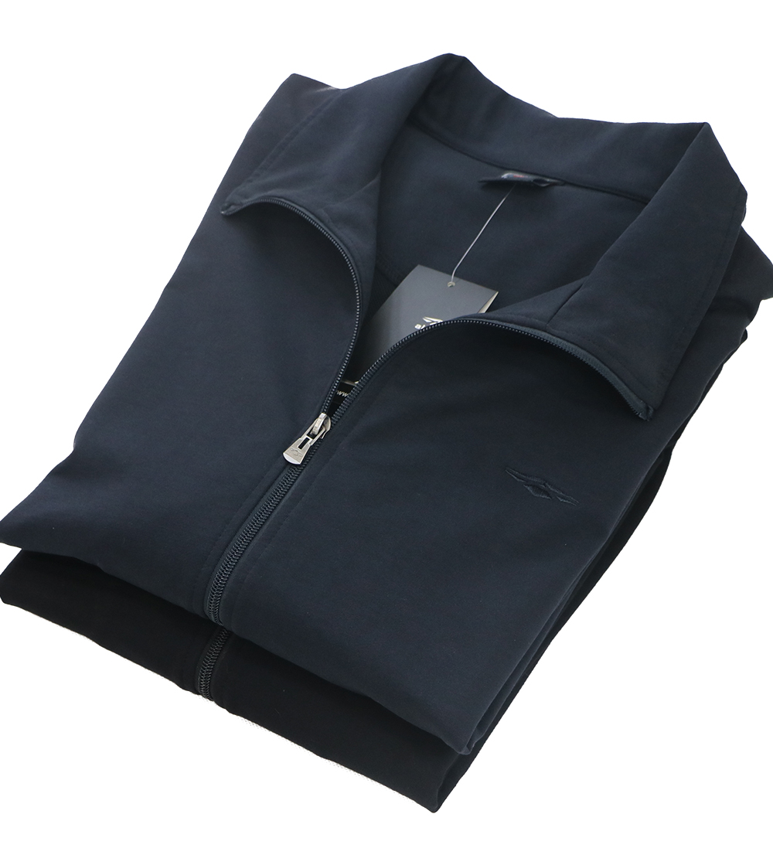 Aleklee plain classic thin jacket hoodie AL-1504