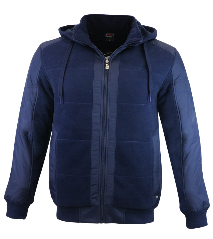 Aleklee men cotton quilted jacket AL-1851