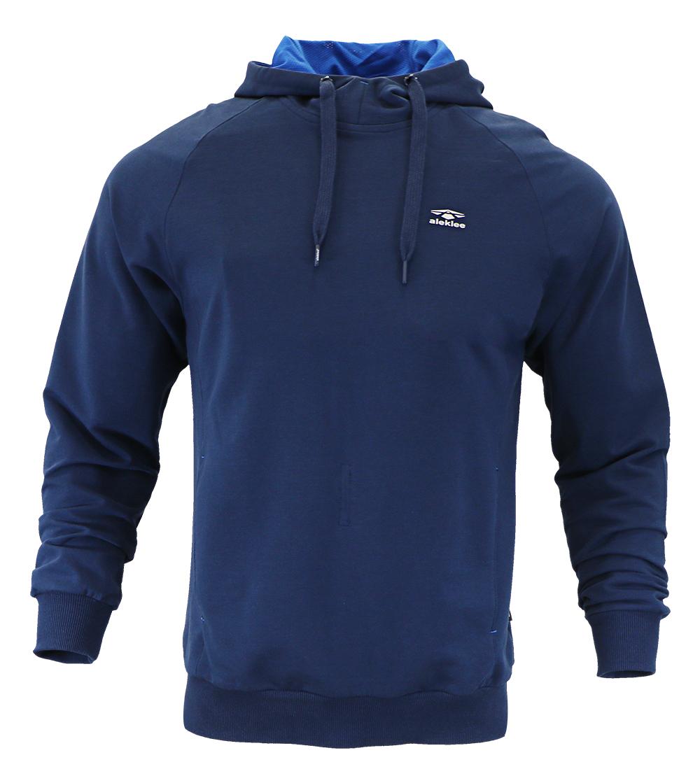Aleklee men's cotton polyester hoodies sweatshirts AL-1864