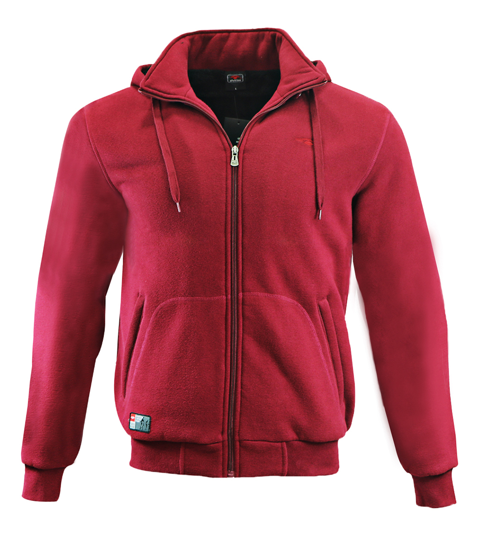 Aleklee men's whole zipper hoodies Sweatshirt AL-2066