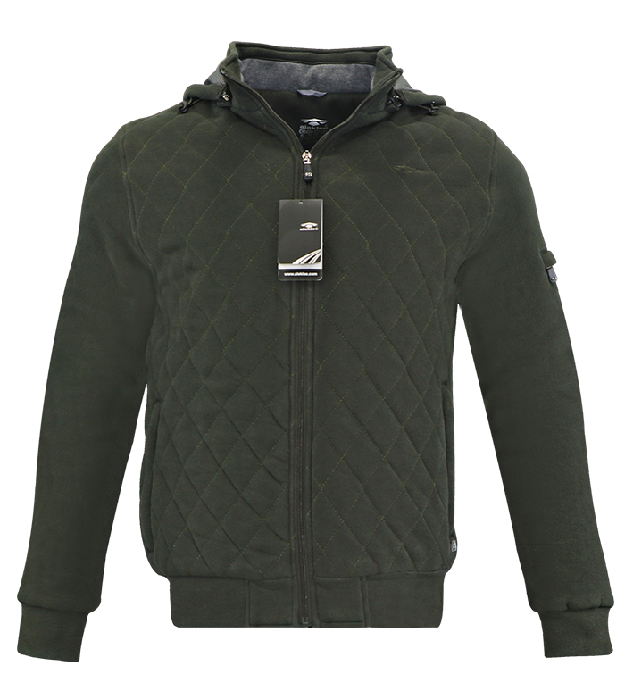 Aleklee men cotton padded jackets AK-4097