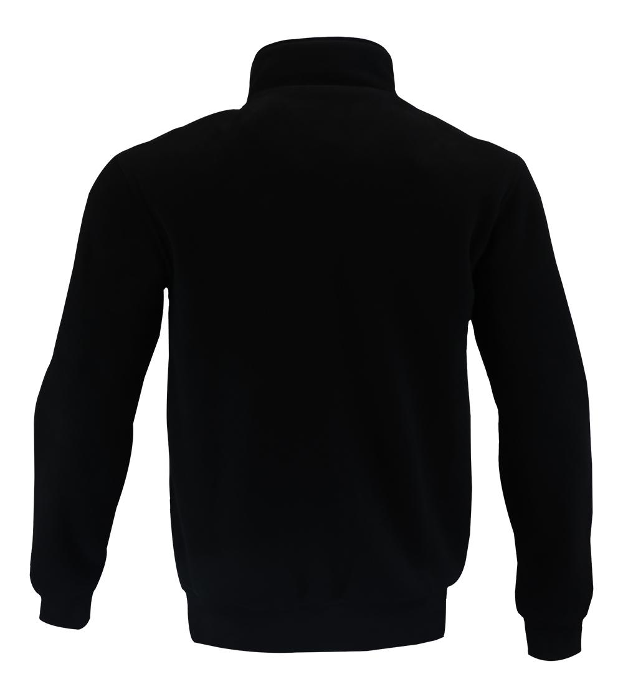 Aleklee mens standing collar hoodies sweatshirt A-002