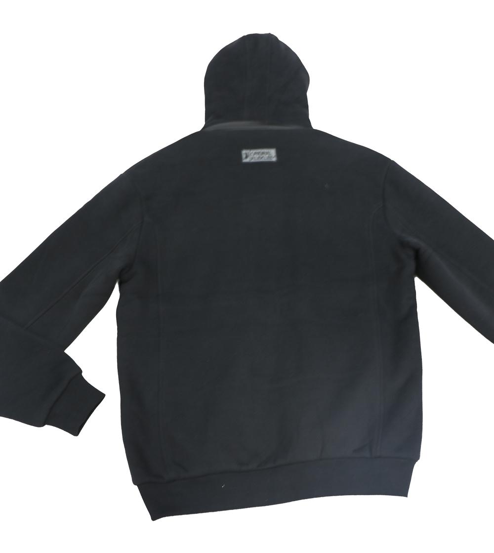 Aleklee zip chest pocket hoodie sweatshirt AL-1540