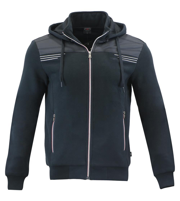 Aleklee 3 lines hoodie sweatsirt AL-1820