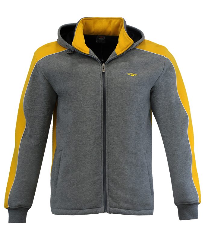 Aleklee patchwork sport hoodie AL-2145