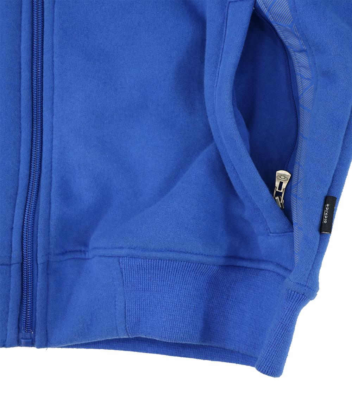 Aleklee graphic pattern thick hoodie AL-7006