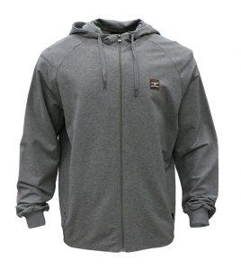 Aleklee plus size plain hoodie AL-1878