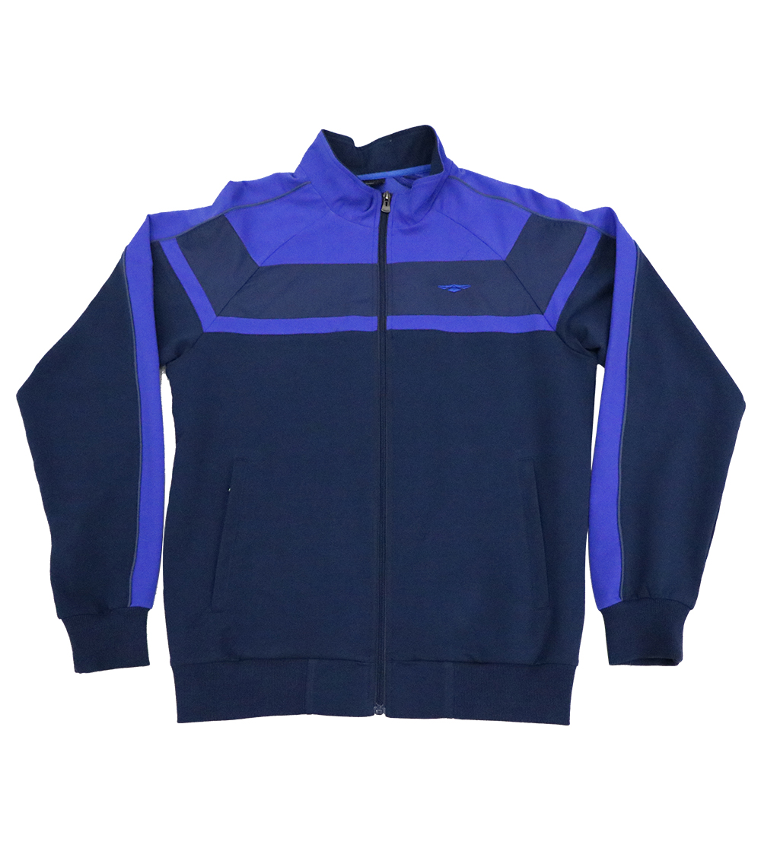 Aleklee drop shoulder tape sleeve plus size hoodie AL-1904