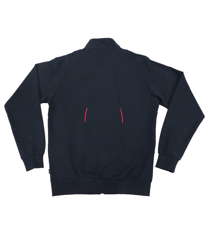 Aleklee graphic logo printed hoodie AL-1906