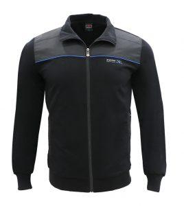 Aleklee chest stripe hoodie AL-1907