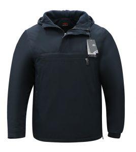 Aleklee kangaroo pocket polyester hoodie AL-1923