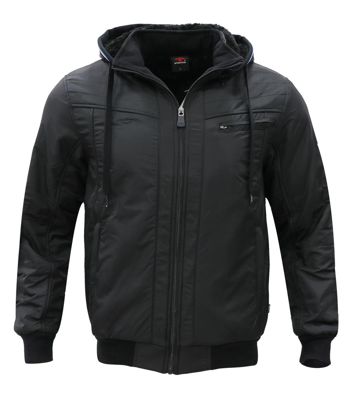 Alekle zip chest pocket  jacket hoodie AL-1944