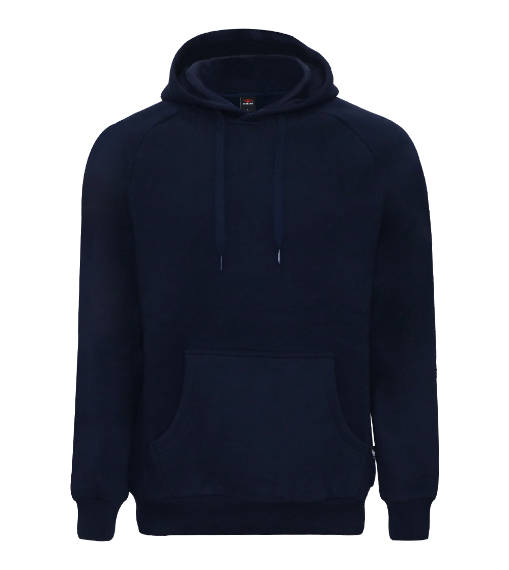 Aleklee blank fleece hoodie with kangaroo pocket AL-170320#