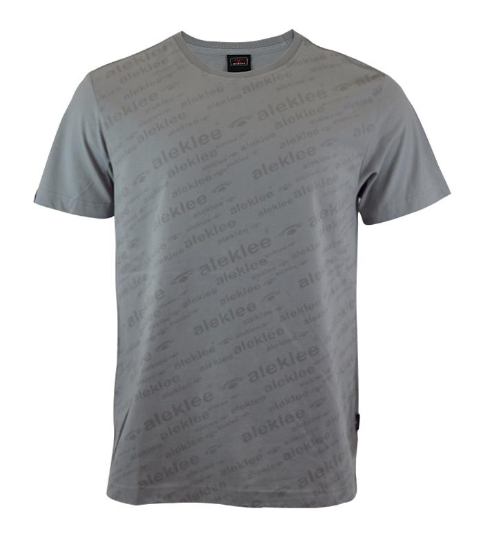 Aleklee letter printed t-shirt AL-5009#