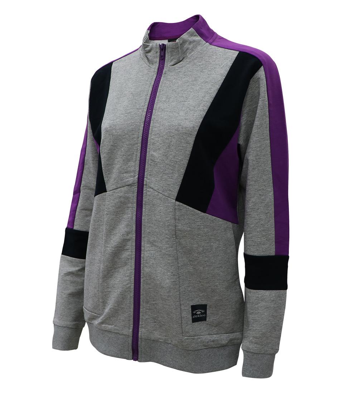 Aleklee thin tape women's hoodie AL-0918#