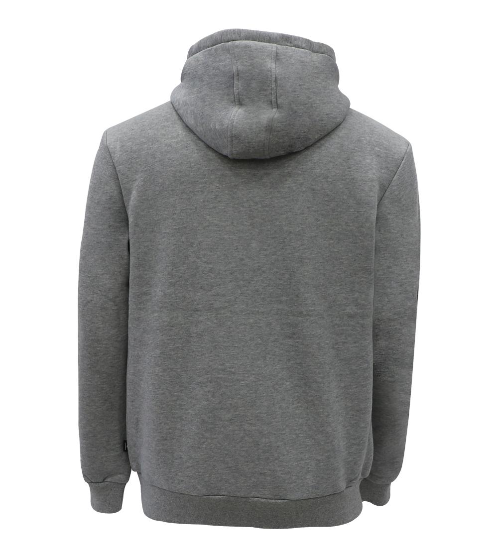 Aleklee gray hooded hoodie AL-120519#