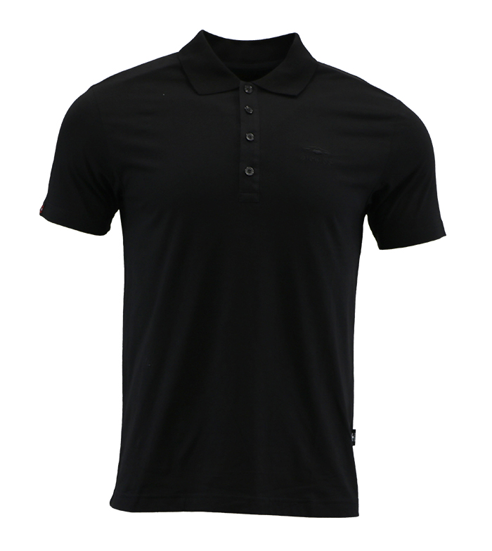 Aleklee chest logo polo t-shirt AL-5018#