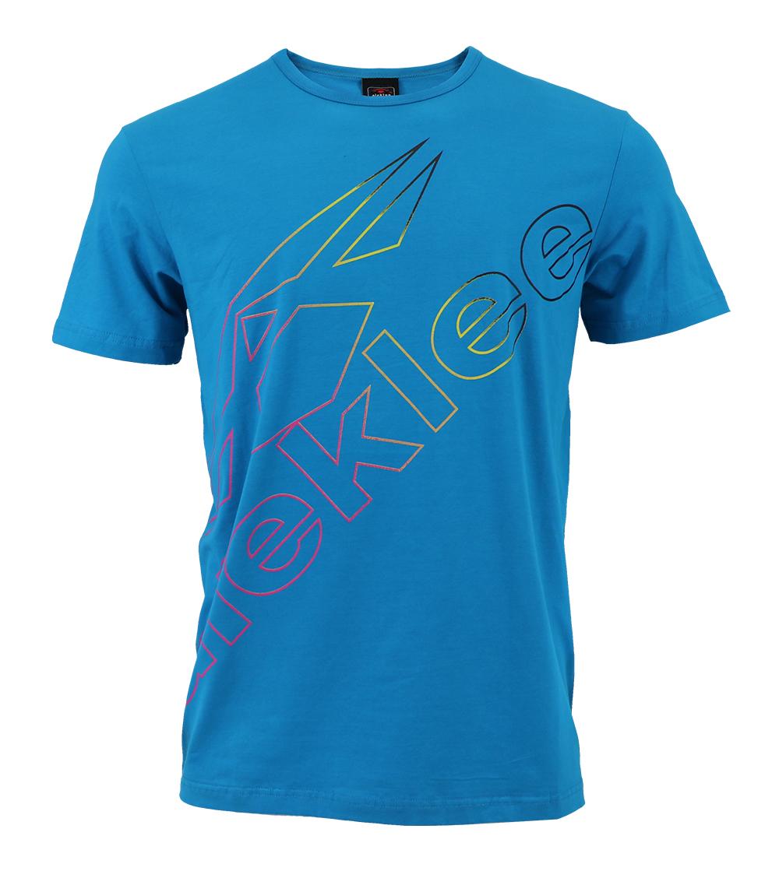 Aleklee gradient printing t-shirt AL-6019#