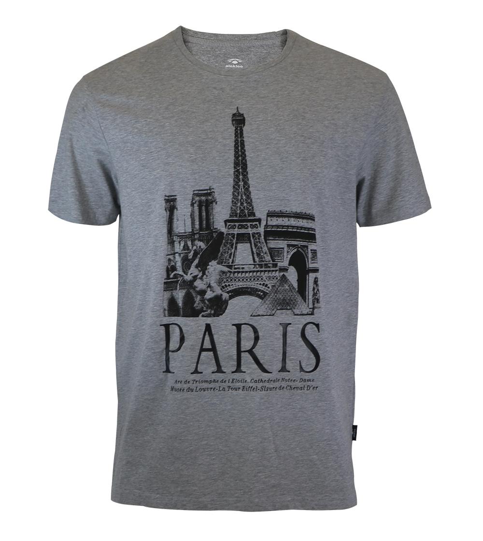 Aleklee paris printing t-shirt AL-6026#