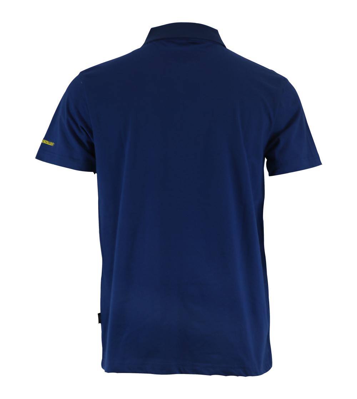 Aleklee colorblock constract pannel t-shirt AL-5026#