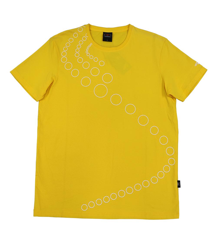 Aleklee pattern printing t-shirt AL-6004#