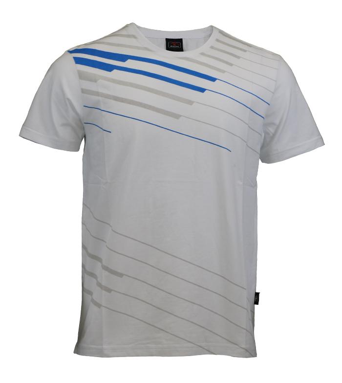 Aleklee multi stripe t-shirt AL-6015#
