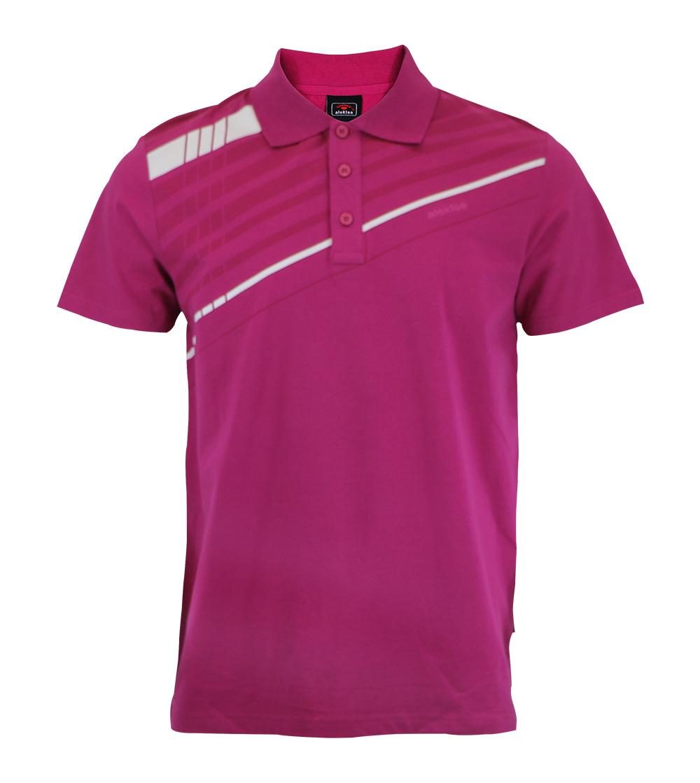 Aleklee stripe polo t-shirt AL-6017#