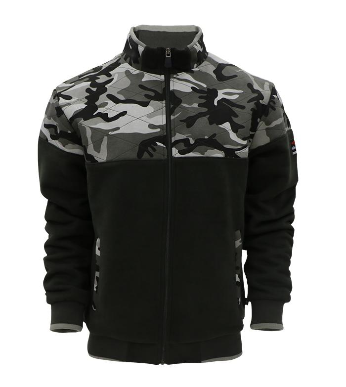 Aleklee camo hoodie jacket AL-1916#