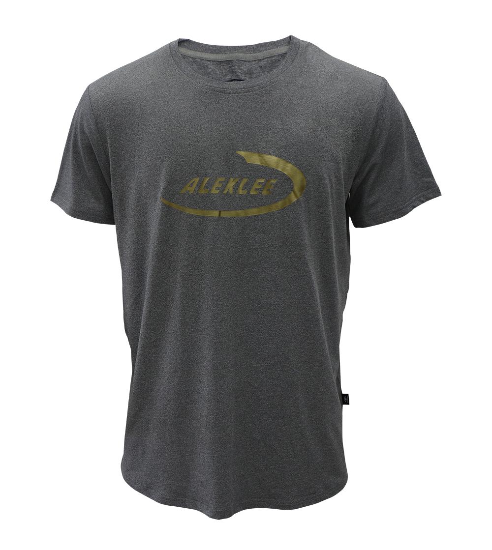 Aleklee logo printing on chest t-sirt AL-080620#