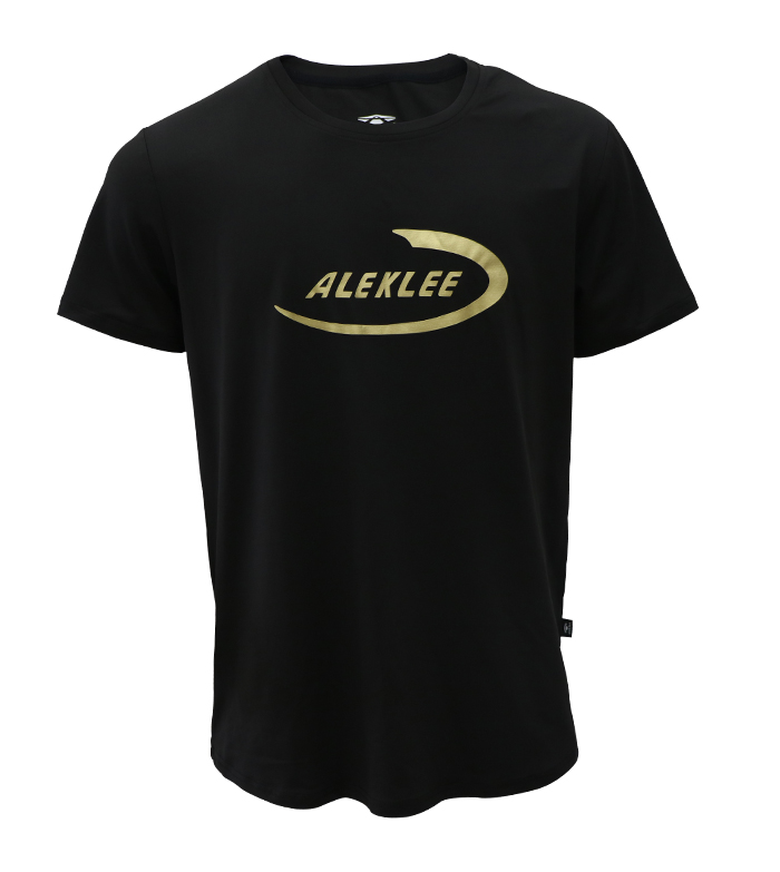 Aleklee logo printing on chest t-sirt AL-080620#