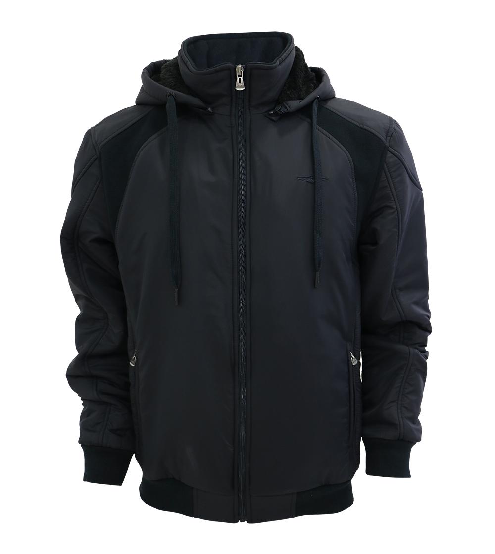 Aleklee fleece factory export polyester hybrid jacket AL-1857#
