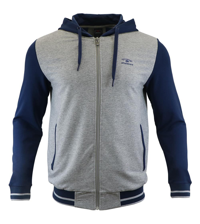 Aleklee classic block hoodie AL-1875#