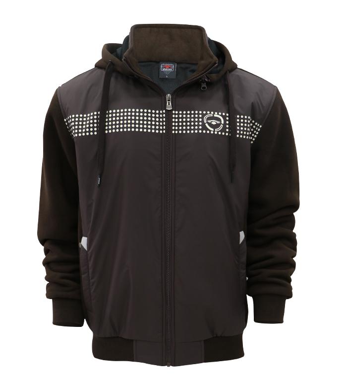 Aleklee chest printed hoodie AL-7833#