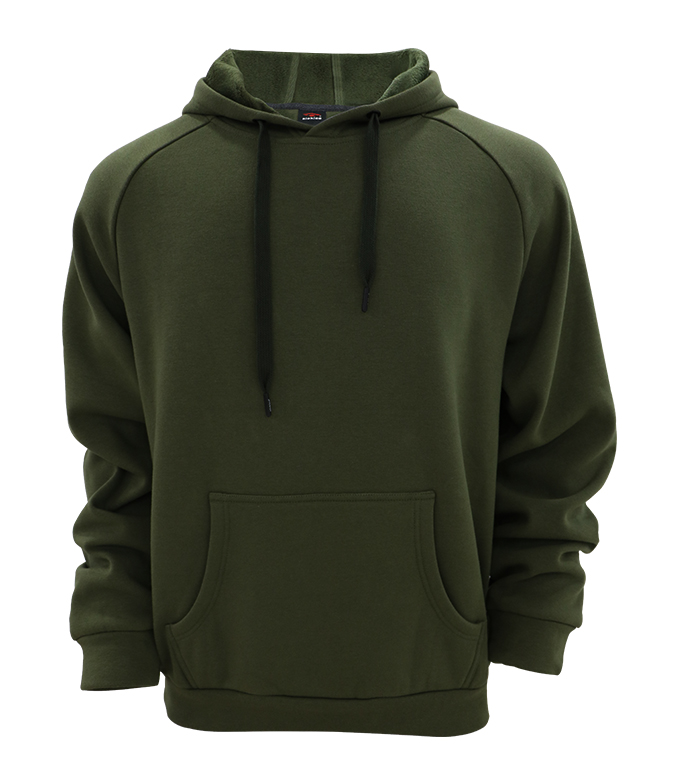 Aleklee thick hoodie unisex SS18-24#