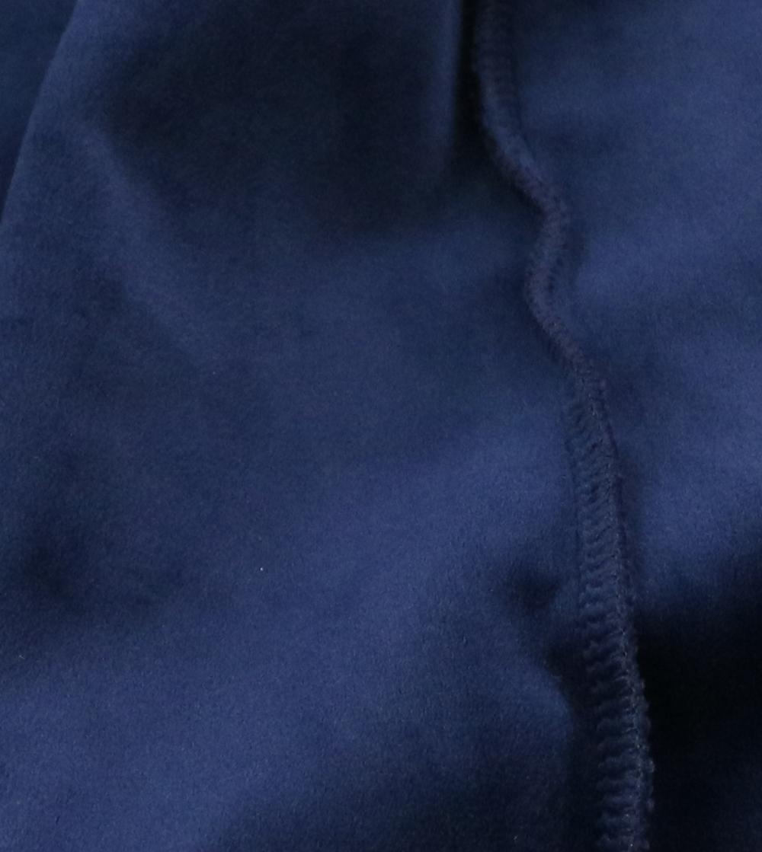 Aleklee navy blue hoodie SS18-27#